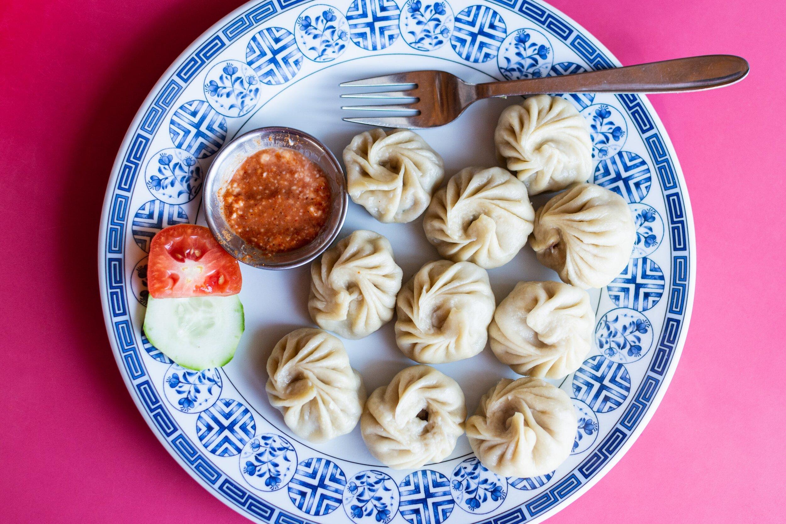 The most loved Bhutan street food, Momos