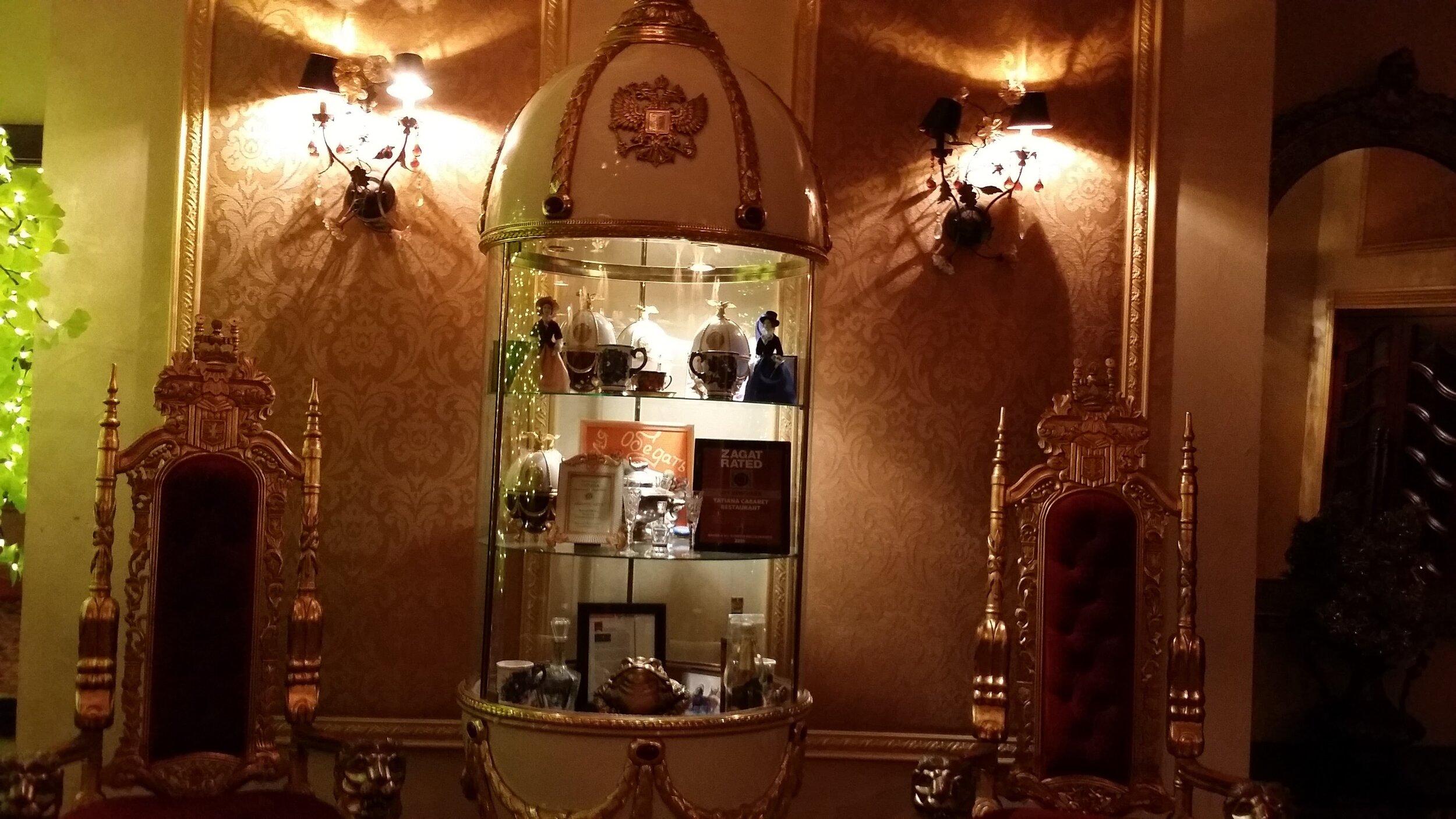 Tatiana, a hidden gem in Fort Lauderdale for Russian food