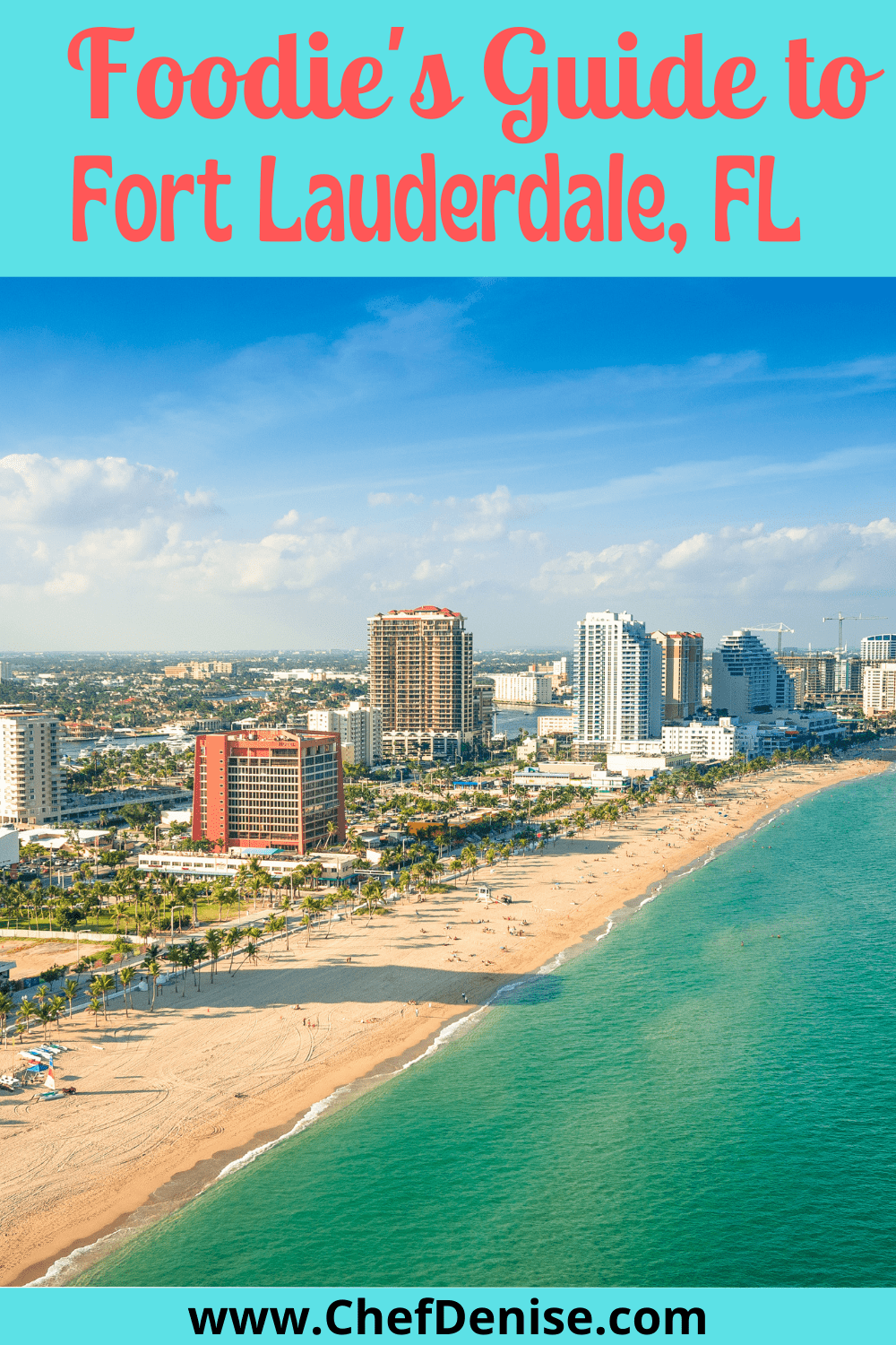 Pin for Guide to Fort Lauderdale Restaurants