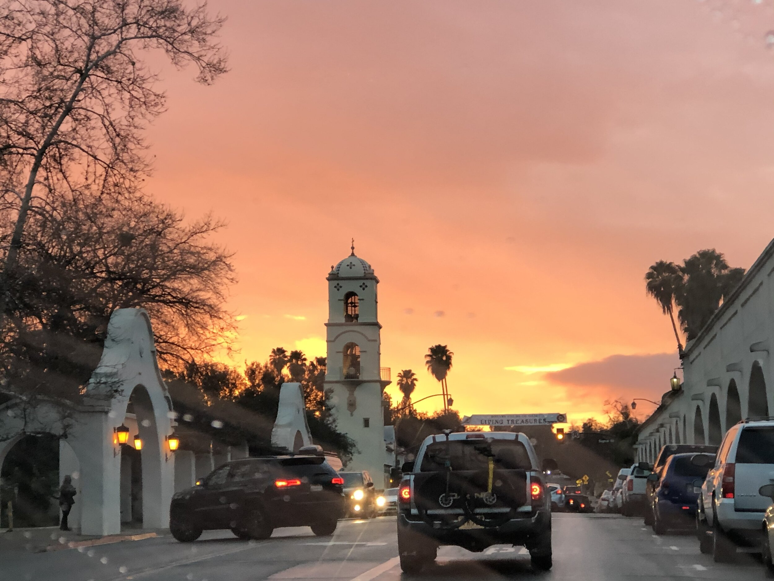 Stay close to downtown Ojai so you can walk to most of the best Ojai restaurants