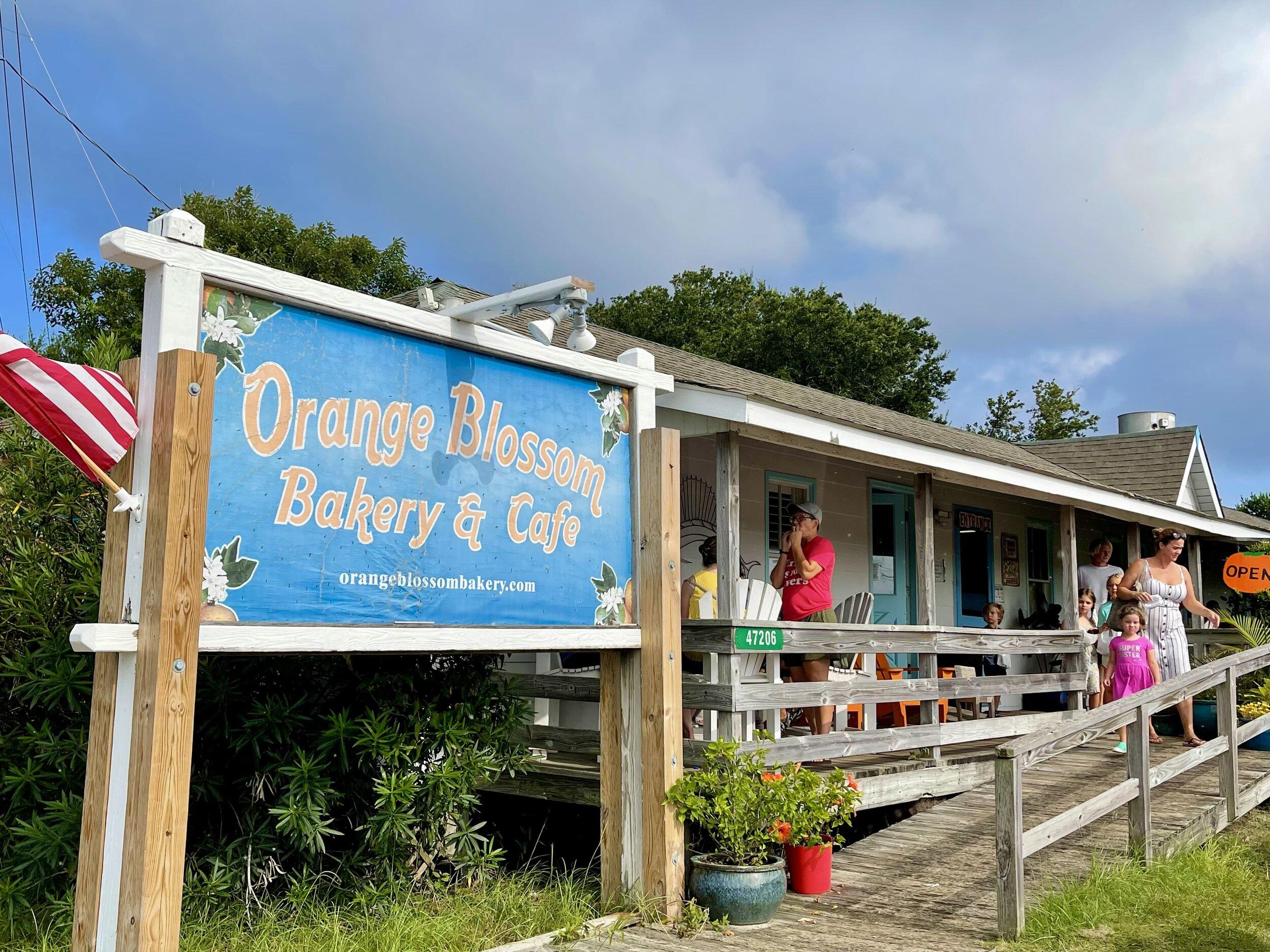 Orange Lossom Bakery & Cafe