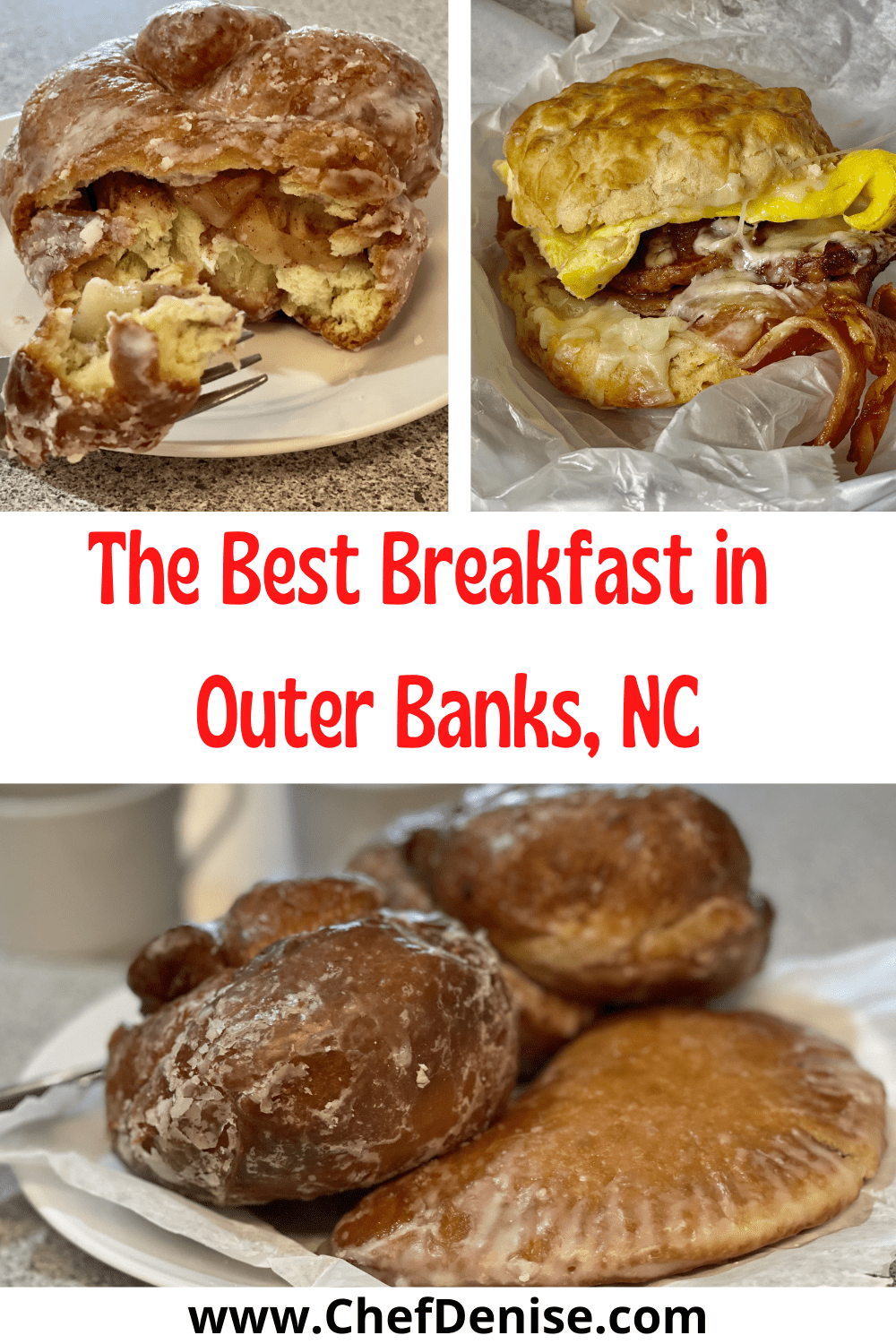 Pin for Best Breakfast in Outer Banks