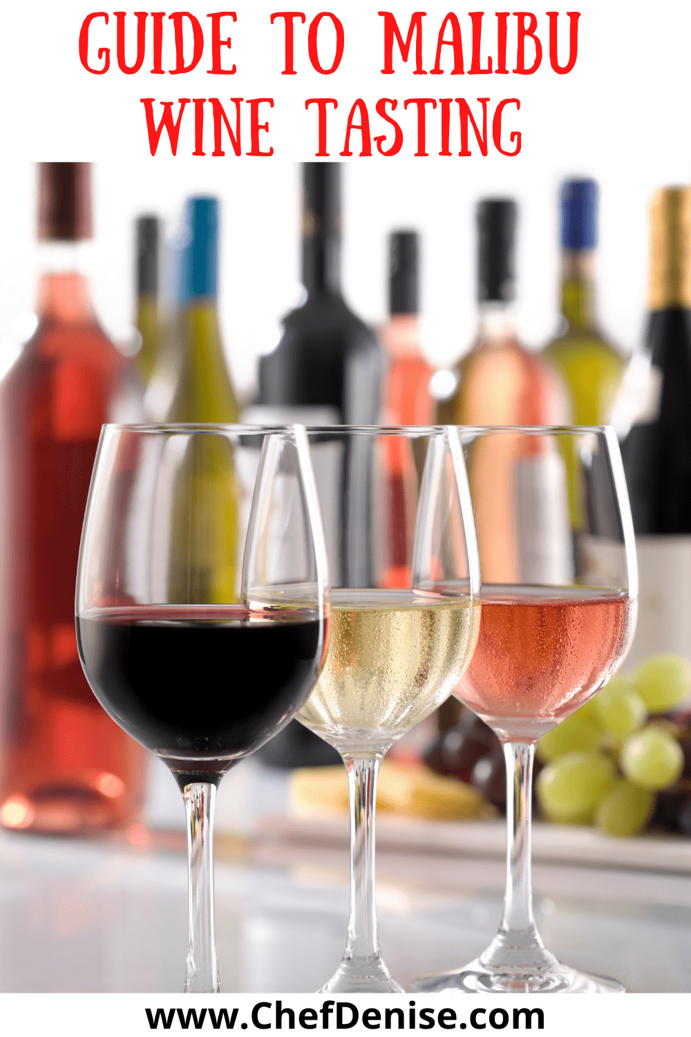 Pin for Guide to Malibu Wine Tasting