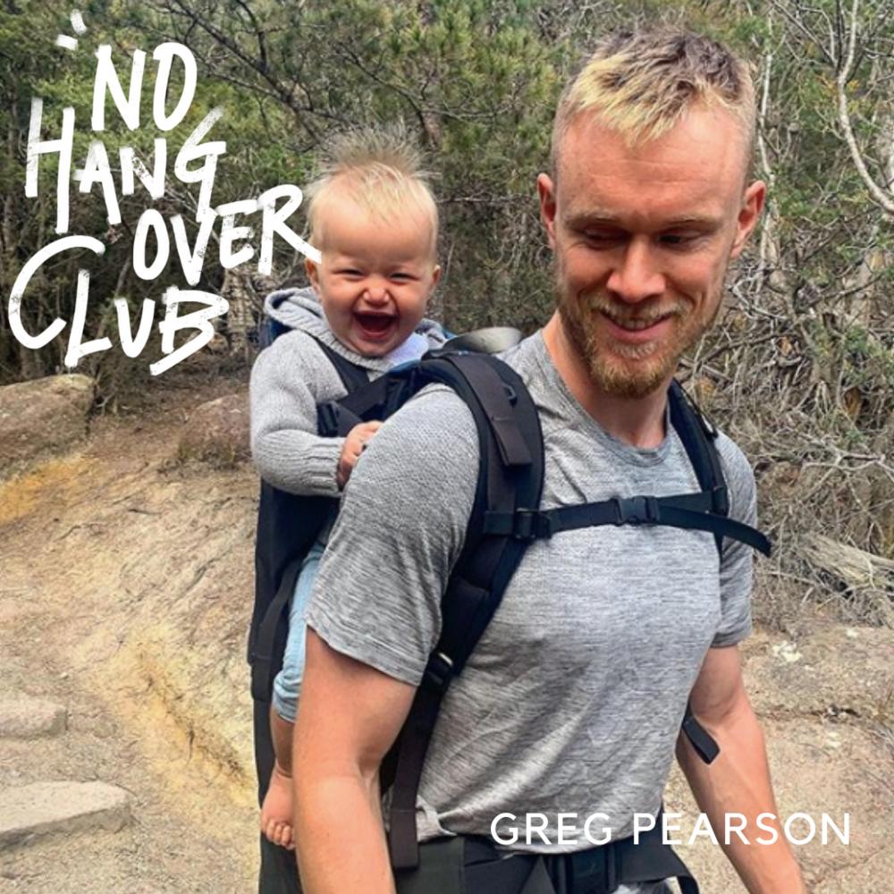 no hangover  club greg pearson