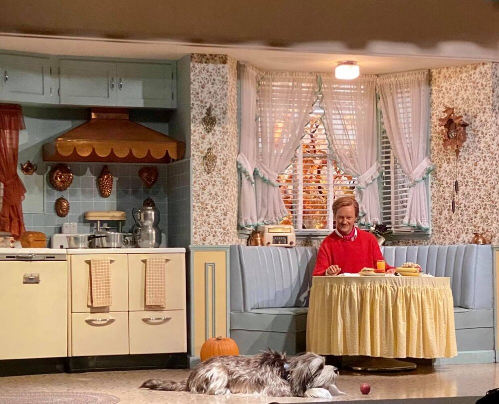 Carousel of Progress - Act 3: John discusses current life in the 1940s.