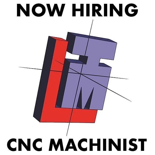 cf手游竞猜欧洲杯冠军活动网址林肯工具公司正在招聘。查看bio中的链接了解更多详细信息#cncmachinist#jobshop#Advanced Manufacturing#cnc#cncmachining#machining