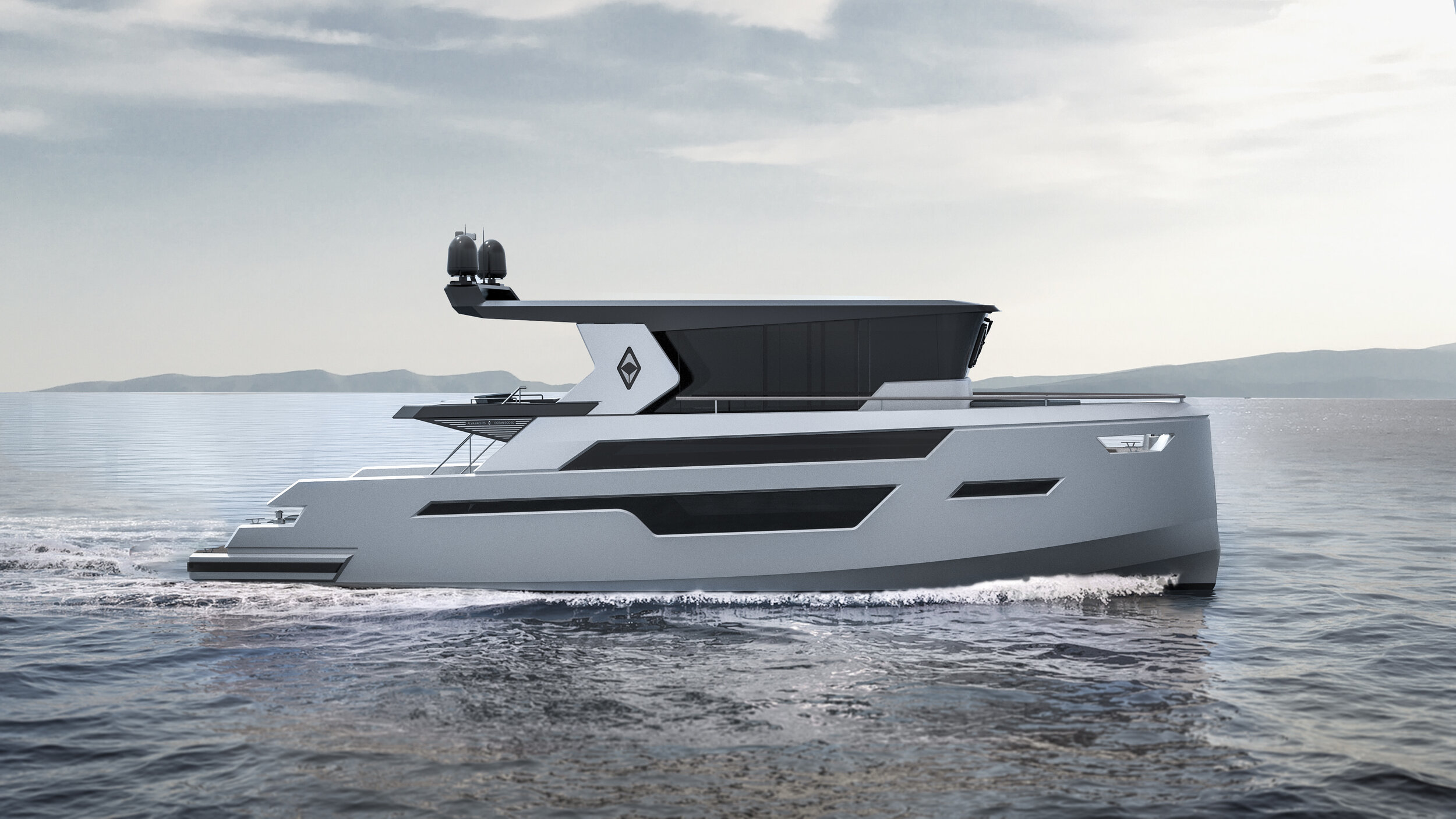 This Is Alva Yachts Advanced Electric Yachts