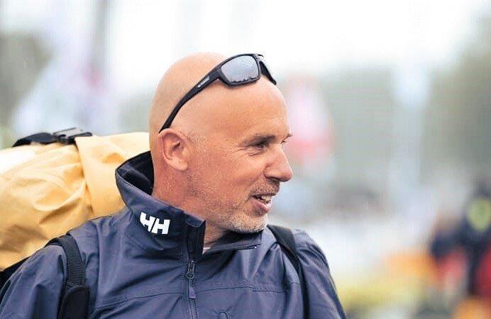 SKIPPER DER WELTKLASSE: Jörg Riechers
