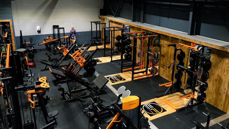 Elite Open Gym Elite Fitness Stoke