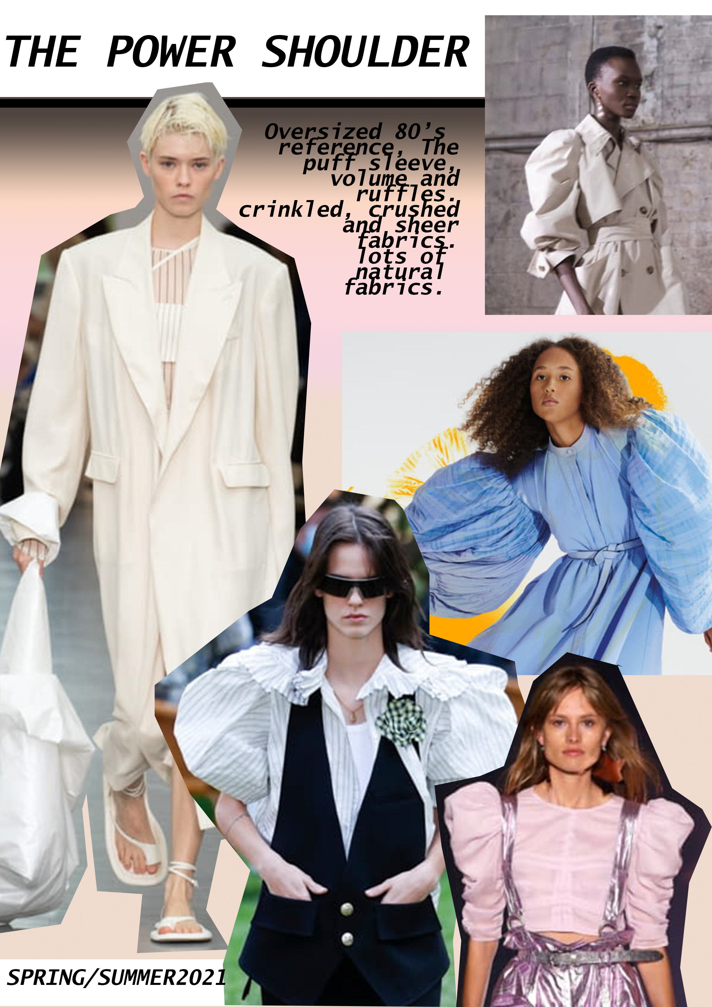 Spring Summer 6 Fashion Trend Predictions — Fashion and the Free