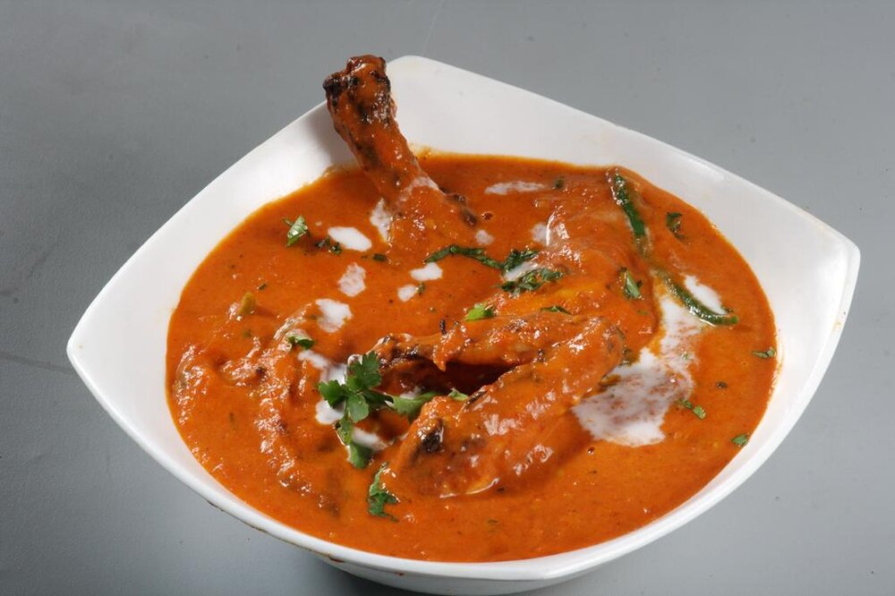 At Moti Mahal, butter chicken is still the best-selling dish. Photo courtesy: Moti Mahal