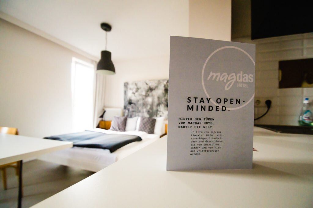 our honest review of magdas hotel vienna carly hulls. Black Bedroom Furniture Sets. Home Design Ideas