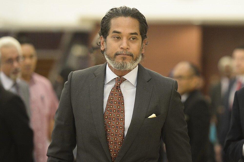 About — Khairy Jamaluddin