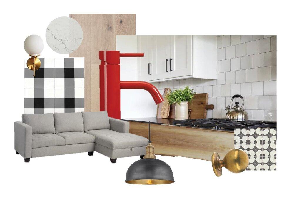 Accessible Tiny House Rianna Interior Design