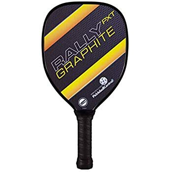 TEAR DROP PICKLEBALL PADDLE SHAPE