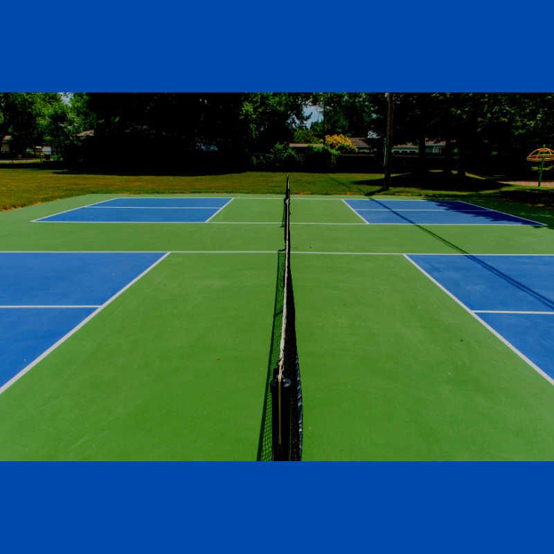 how to find a pickleball court near me