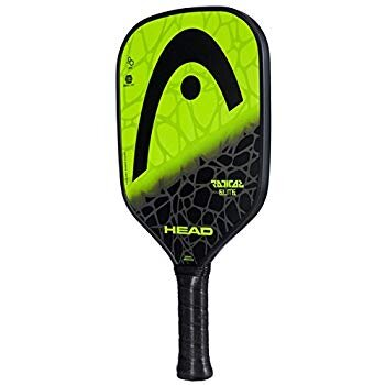 HEAD Radical Elite - Players enjoy playing with this paddle because of the quality that comes with a major brand