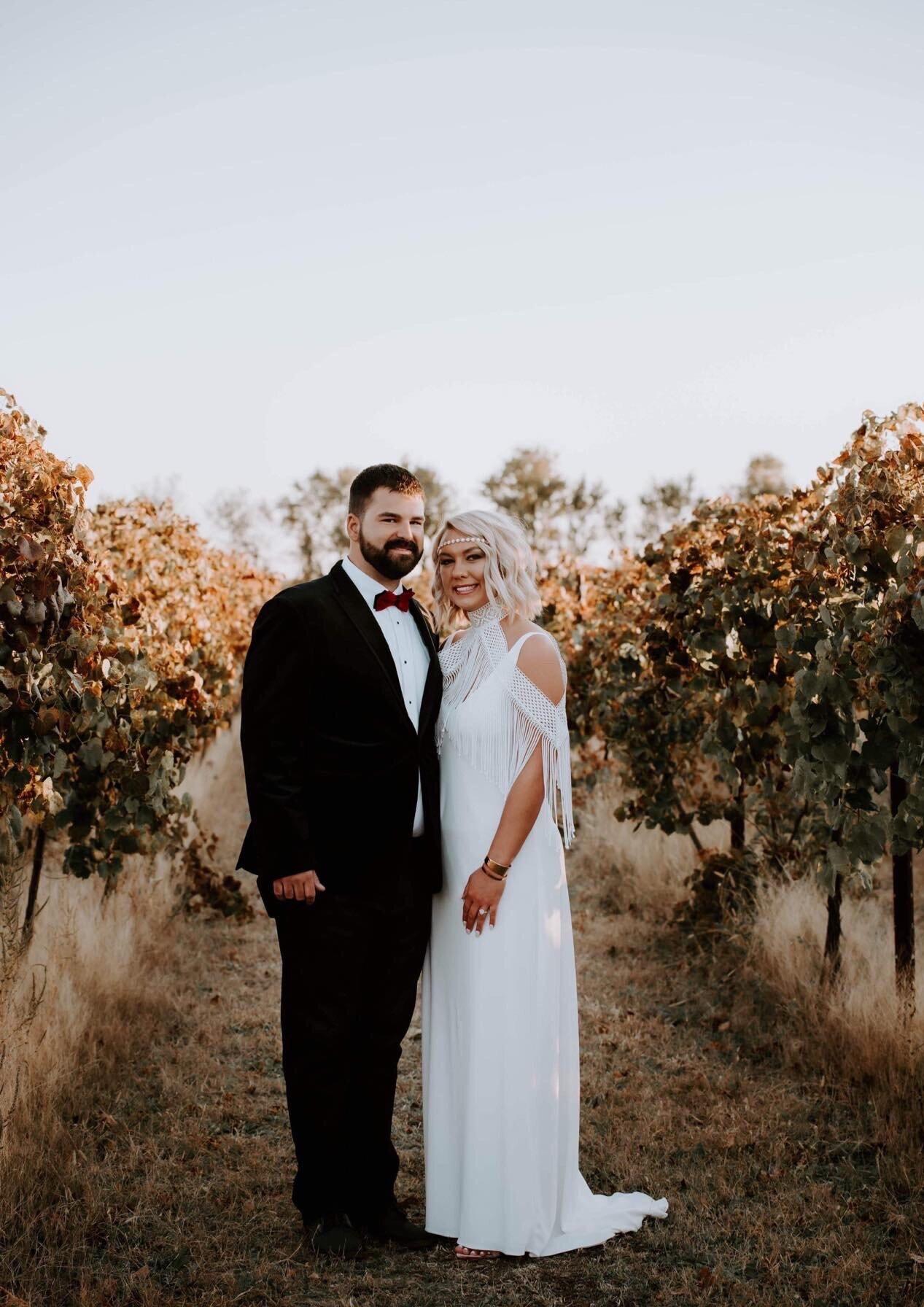 Wedding Dress Alterations in Wichita — VANYA DESIGNS