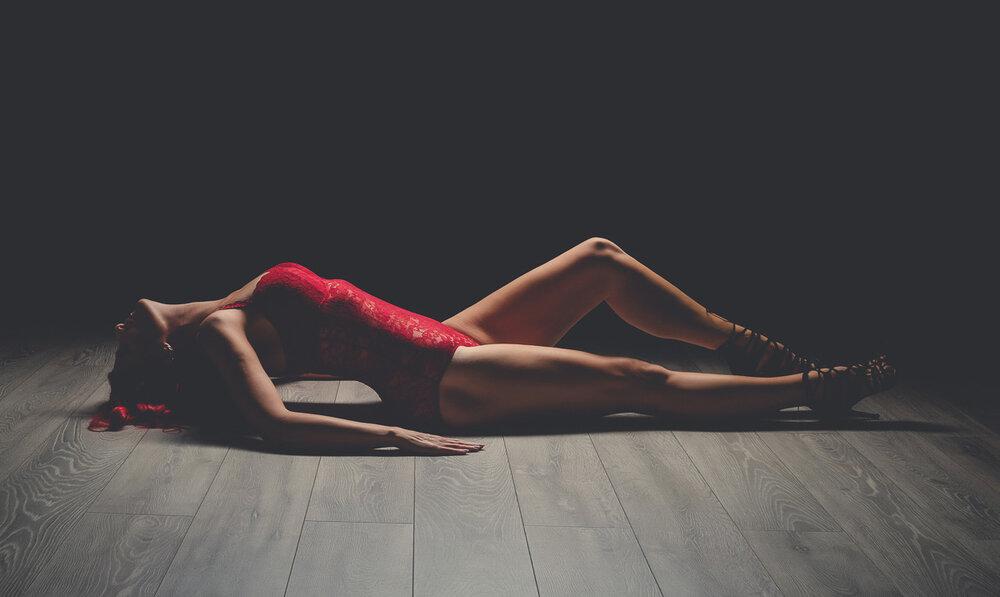 Foto boudoir Luxury St