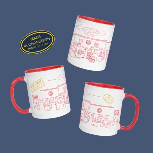 Jing Fong x Made in Chinatown Mug
