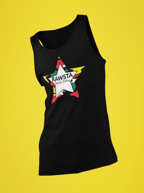 rawsta_man_ghosted_camoflauge_star_series_yellow_background_rawsta_lifestyle_clothing_black.png