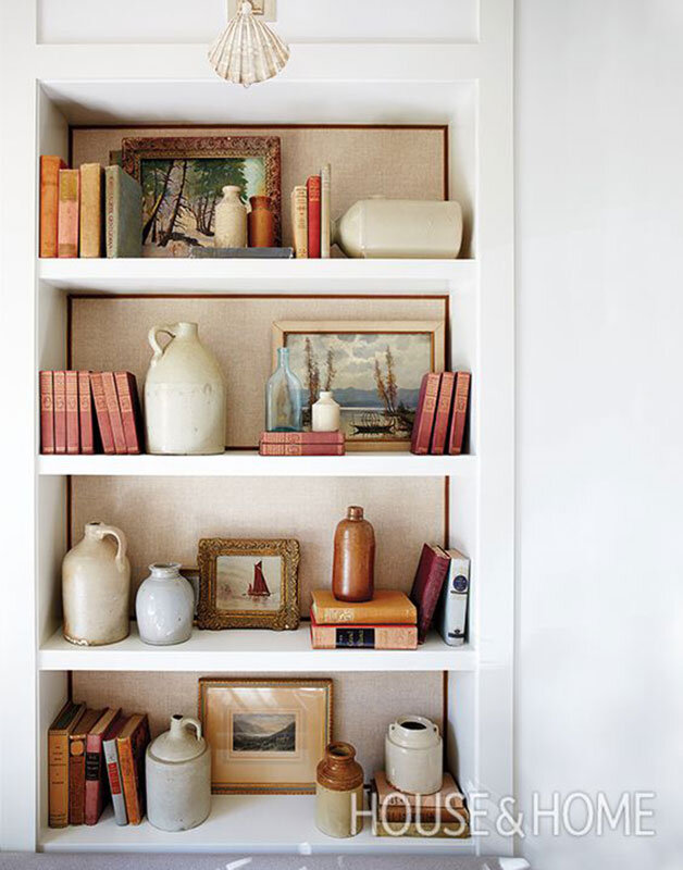 How To Style A Bookshelf When You Have A Lot Of Books Sarah Montgomery Design