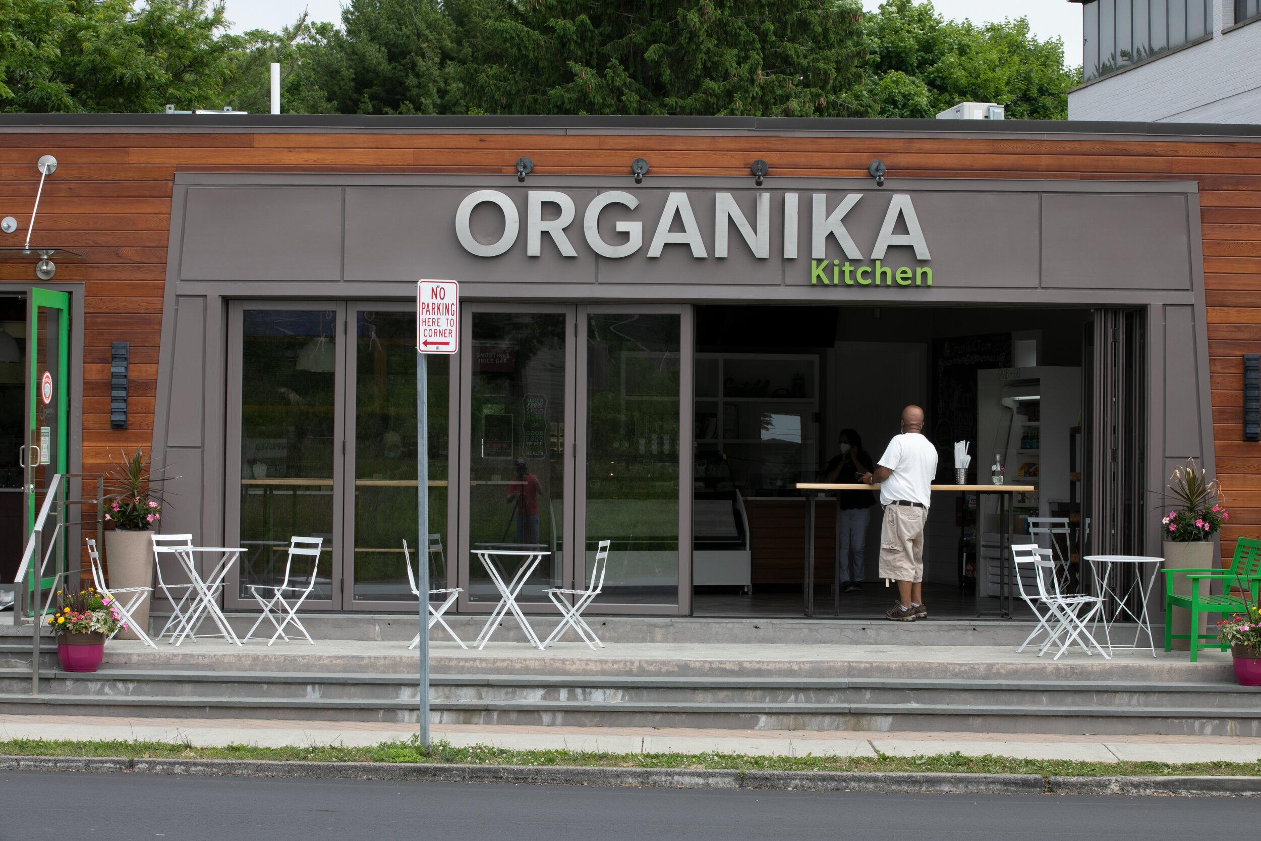 Organika Kitchen Experience Fairfield Ct