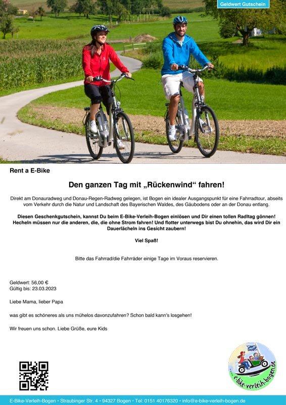 Fahrrad Gutschein Erstellen 7