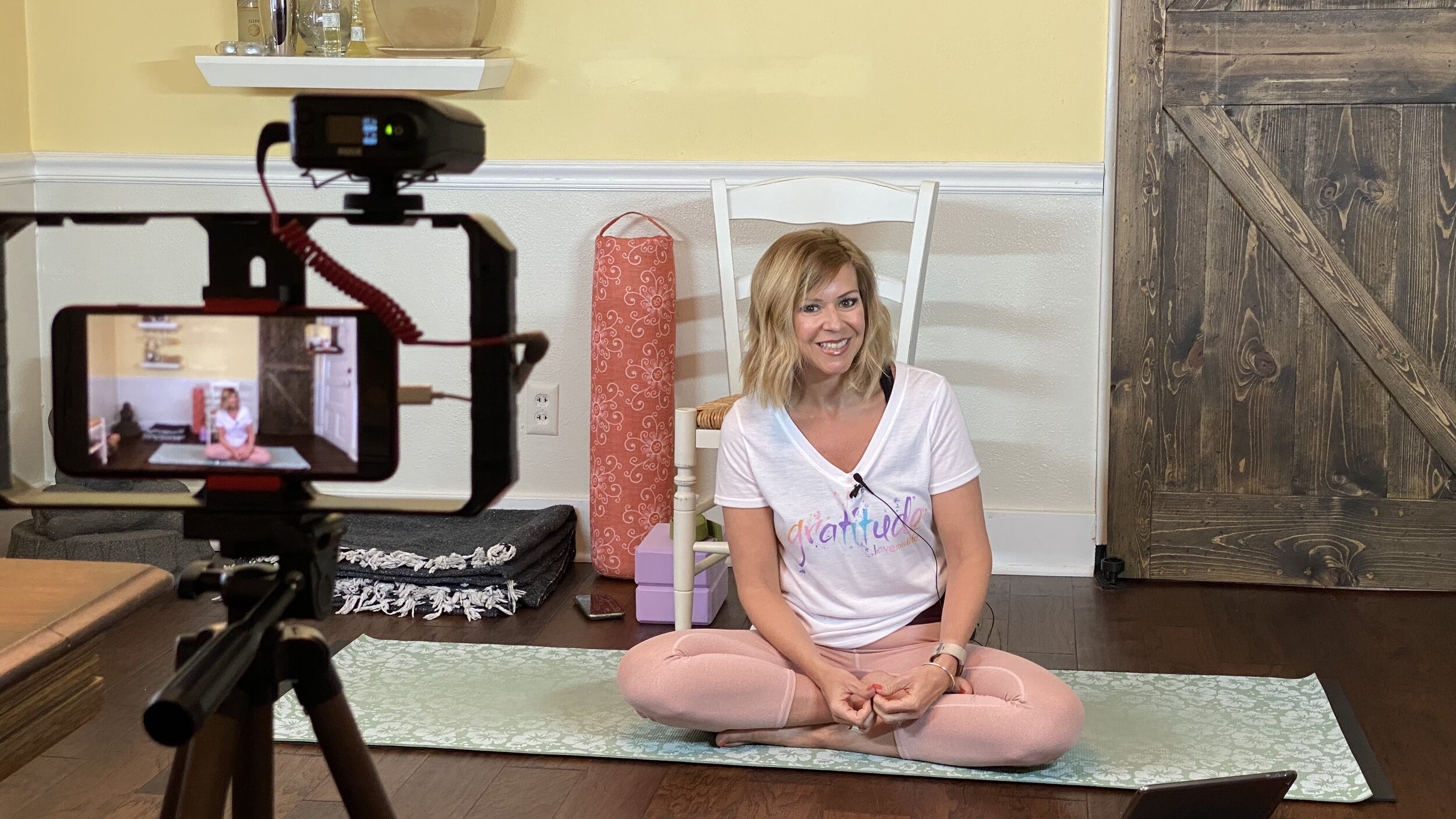 Online Video Library - Click here for my library of Yoga instruction videos.