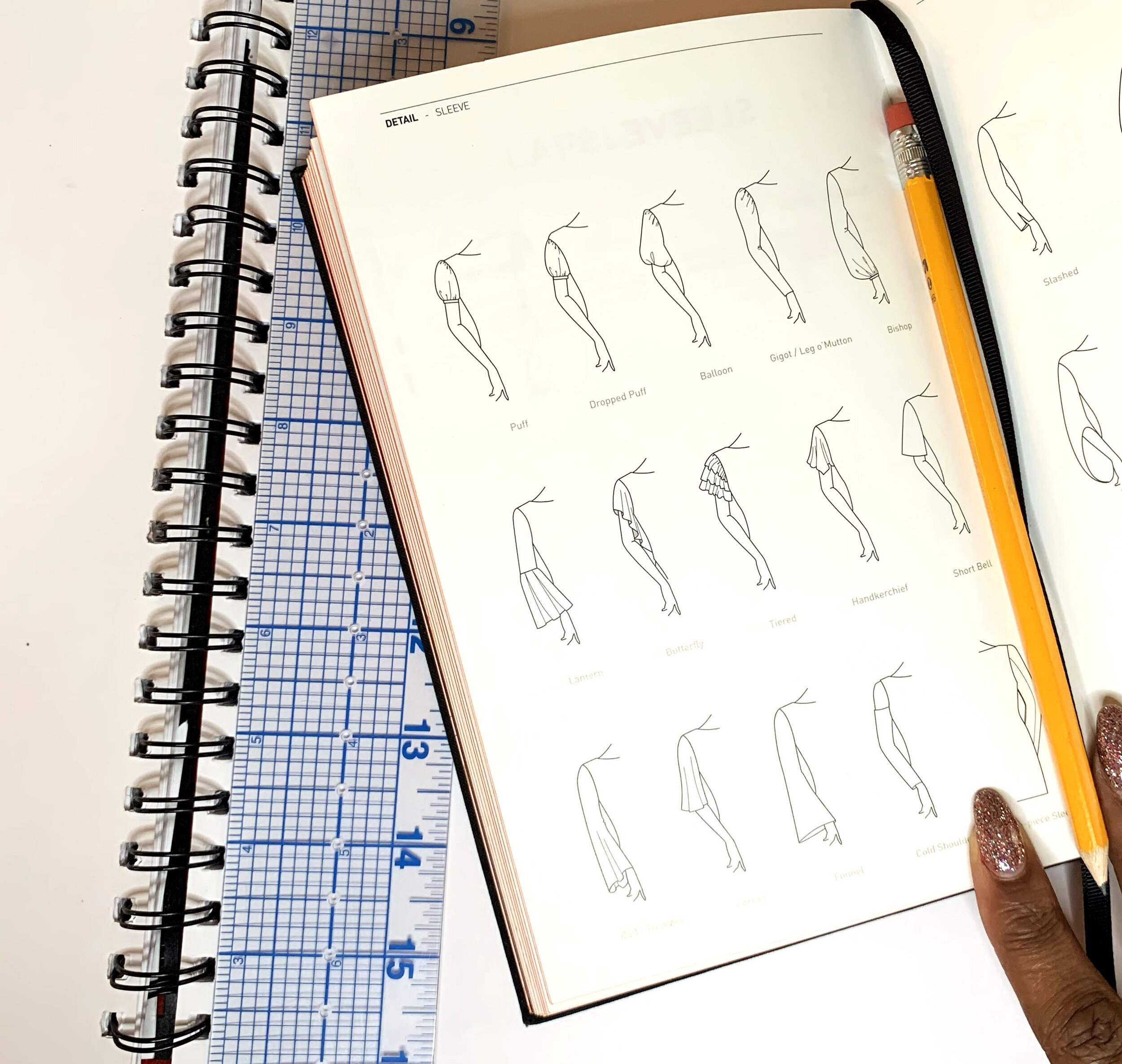 Fashionpedia A Visual Dictionary Of Fashion Design Review Theblackfash