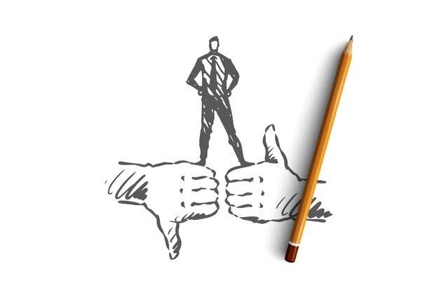 Convierte los comentarios negativos en fuentes de inspiración