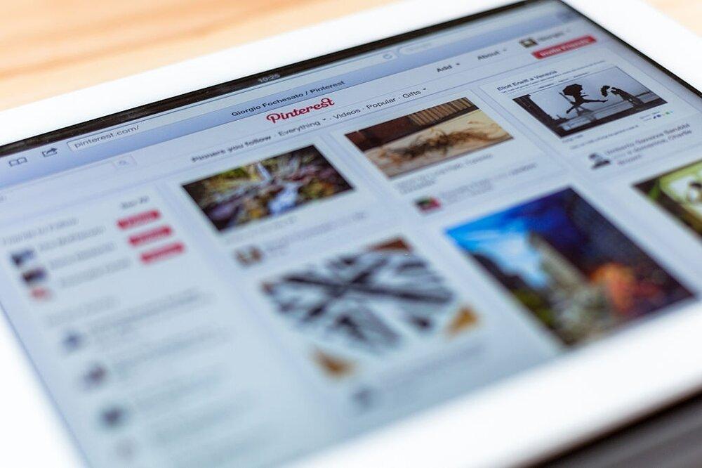 Beneficios de tener una cuenta de Pinterest