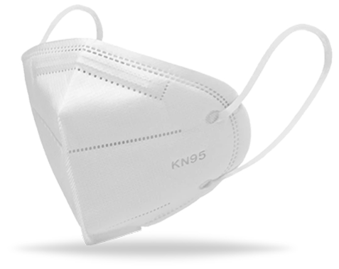 KN95 Protective Face Mask (FDA Registered) European FFP2, CE, Safety Face Mask, Air Filtration Anti Dusk Mask, Disposable