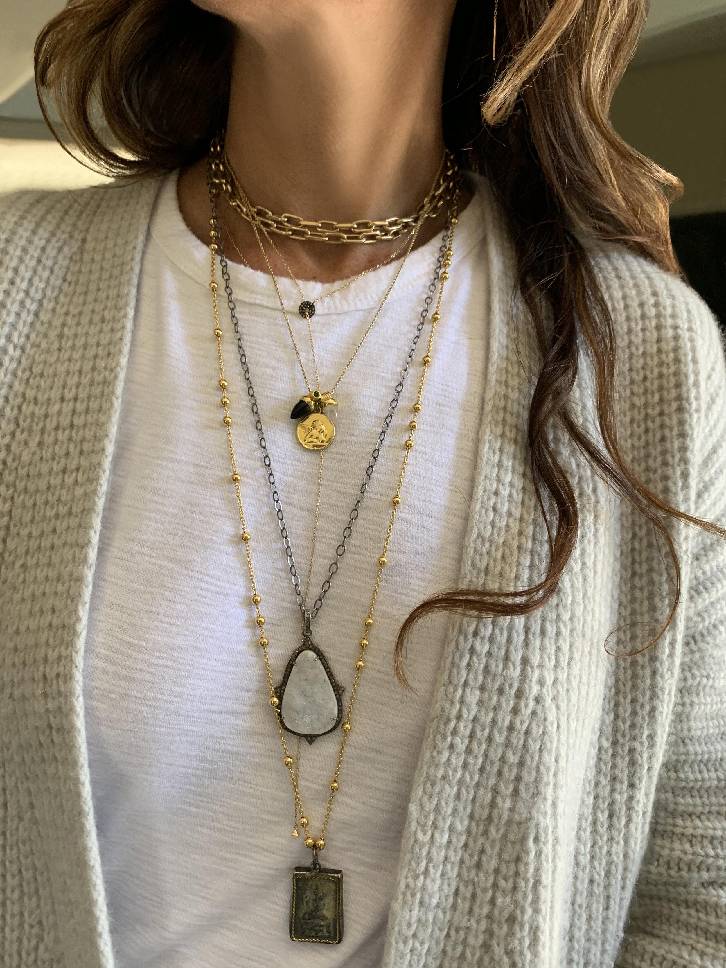 Anné Gangel Designs fine jewelry, click to explore