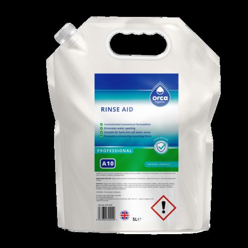 Rinse Aid 5000ml Pouch