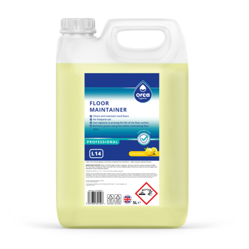 Floor Maintainer 5000ml Jerry Can