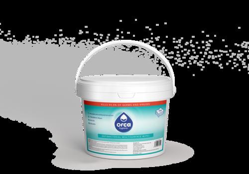 Virucidal Disinfectant Wipes 400 Tub