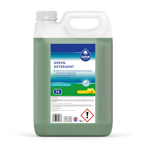 Green Detergent 5000ml Jerry Can
