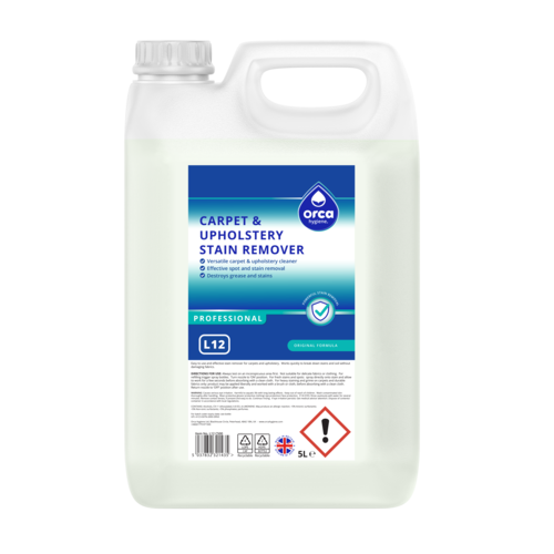 Carpet & Upholstery Stain Remover 5000ml Pouch