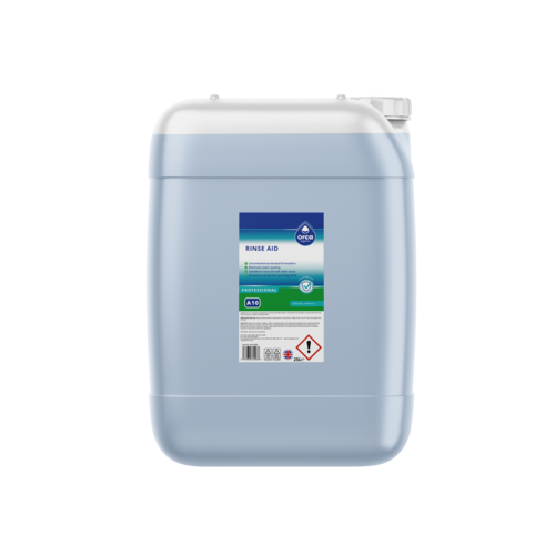 Rinse Aid 25000ml Jerry Can