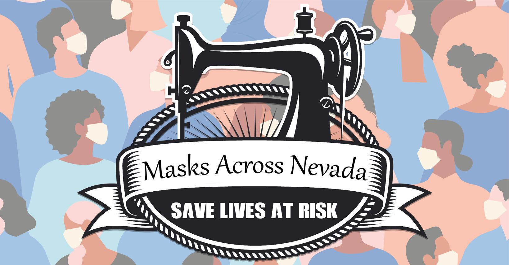 - Instructions courtesy of Masks Across Nevada, a partner organization