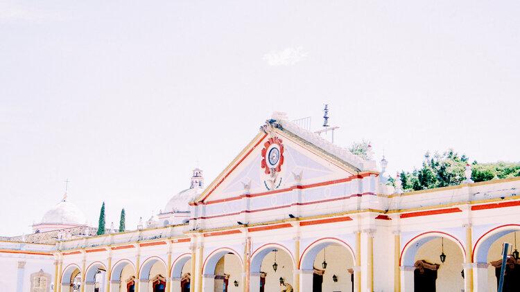 Palacio Municipal de Ocotlán de Morelos