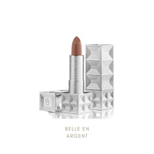 """Belle en Argent creates clean, luxurious cosmetics inspired by women in the arts. We are vegan, fragrance-free, non-toxic & Leaping Bunny Certified.  Drawing inspiration from silver screen sirens, musicians, artists and film's behind-the-lens storytellers, Belle en Argent honors the creative legacy of women."""