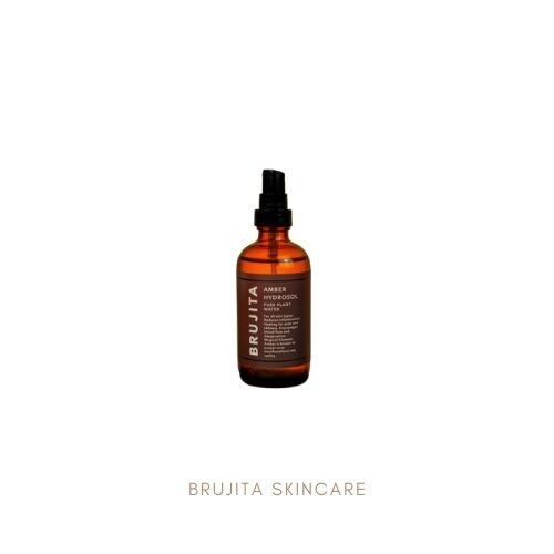 """Brujita Skincare is an LA based, Latina owned and operated brand that was born during one of Leah Guerrero's many month-long visits to Mexico City. With over ten years of experience as an esthetician in holistic skincare, Leah created Brujita Skincare in 2017 after immersing herself in the mercados of Mexico City."""