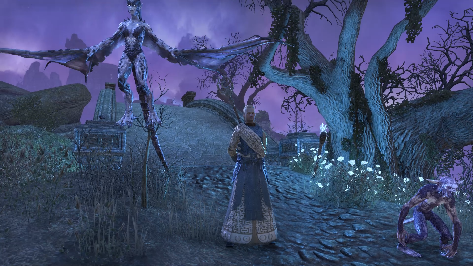 A Magicka Sorcerer Pet Build using Volatile Familiar and Twilight Matriarch