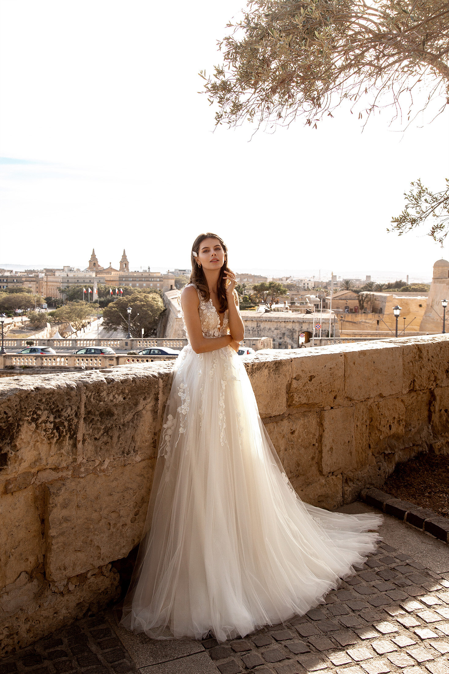 New Malta Collection By Aria Bride Liza Ray New York