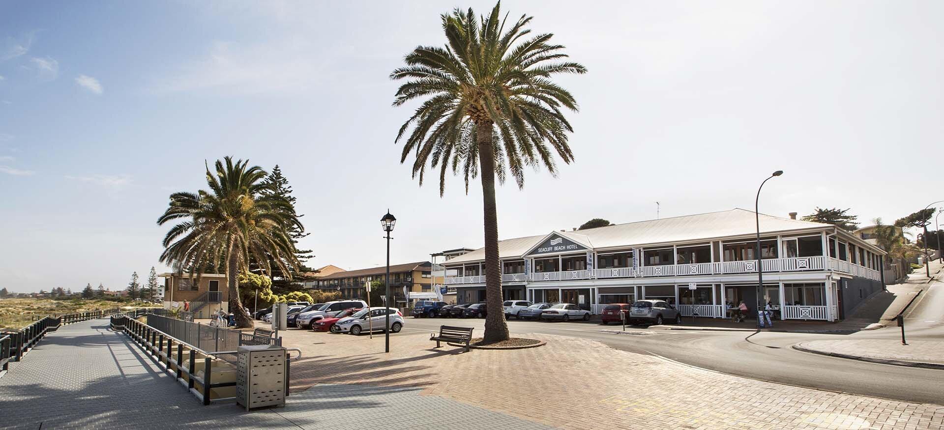 Seacliff Beach Hotel Seacliff Sa