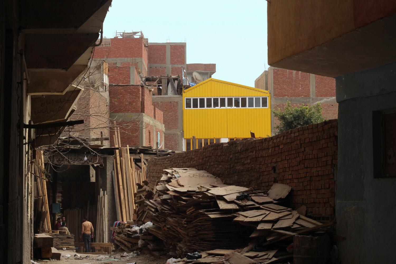 Photograph of Dawar El Ezba via Ahmed Hossam Saafan