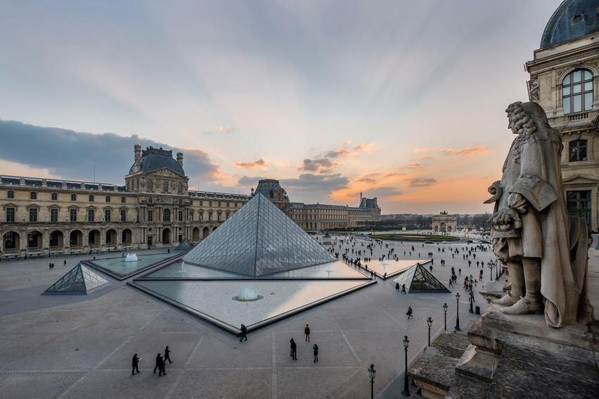 Image via    Musée du Louvre