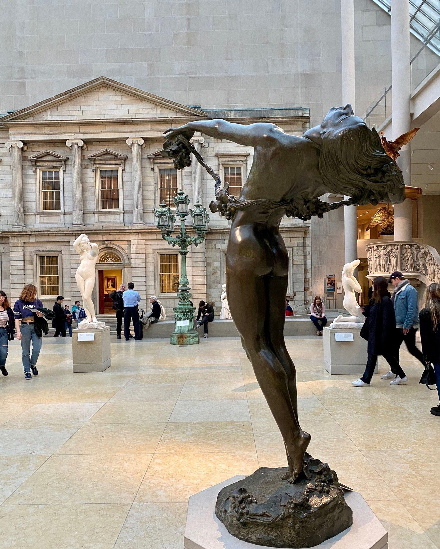 Image via the  Metropolitan Museum of Art